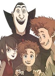 Раскраски из мультфильма «Монстры на каникулах»