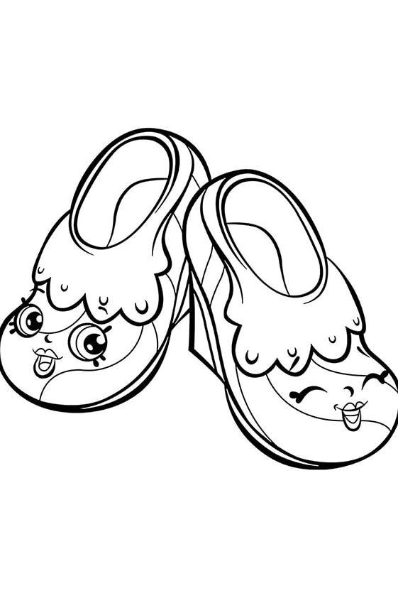 Раскраска Шопкинс Колбаса Сьюзи | Шопкинс | Чудо ребенок