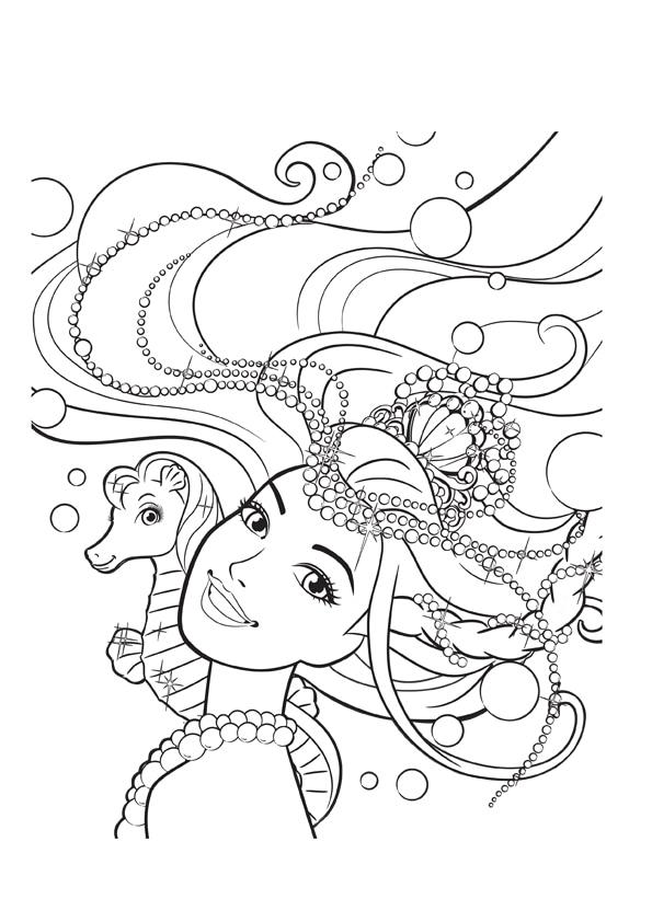 Раскраска Принцесса Лумина и Куда | Чудо ребенок
