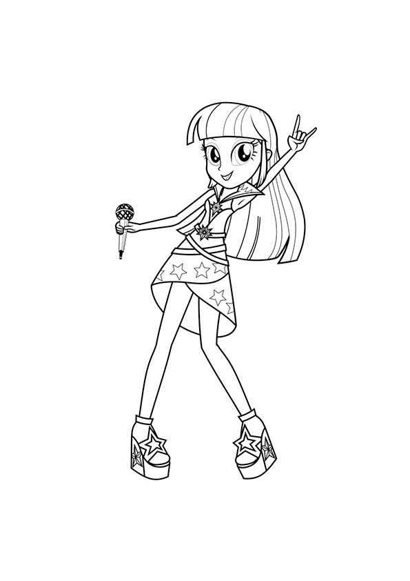 My Little Pony: Девочки из Эквестрии – Радужный рок